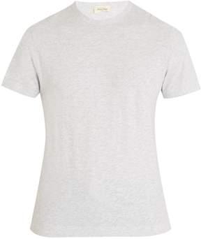 American Vintage Bysapick crew-neck cotton T-shirt