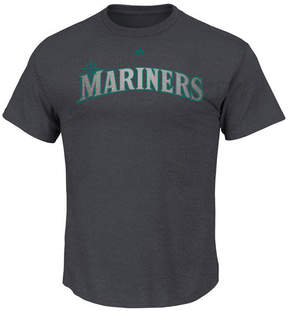 Majestic Men's Ken Griffey Jr. Seattle Mariners Platinum T-Shirt