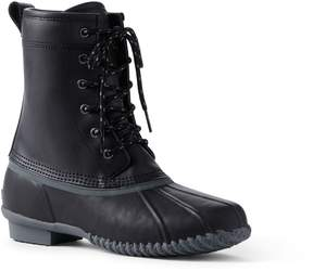 Lands' End Lands'end Women's Lined Duck Boots