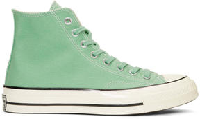 Converse Green Chuck Taylor All-Star 1970s High-Top Sneakers