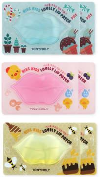 Tony Moly Tonymoly 6-Pc. Kiss Kiss Lovely Lip Patch Set