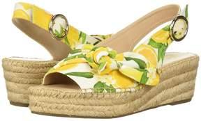 Franco Sarto Piroette Women's Toe Open Shoes