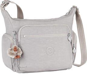 Kipling Gabbie nylon shoulder bag - BLUE PURPLE C - STYLE