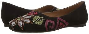 French Sole Yasmin Women's Flat Shoes