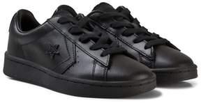 Converse Black Kids Pro Leather '76
