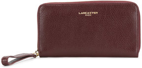 Lancaster Camelia continental wallet