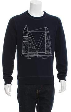 Louis Vuitton 2016 American Cup Sweatshirt