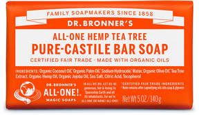 Dr. Bronner's Tea Tree Pure-Castile Bar Soap