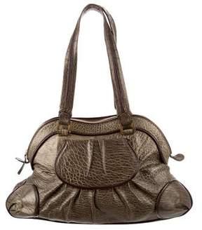 Sonia Rykiel Textured Leather Bag