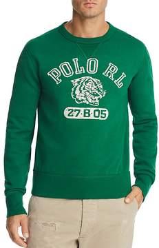 Polo Ralph Lauren Tiger Logo Crewneck Sweatshirt - 100% Exclusive