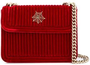 Charlotte Olympia foldover chain bag