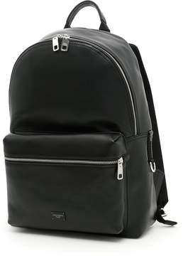 Dolce & Gabbana Mediterraneo Calfskin Backpack