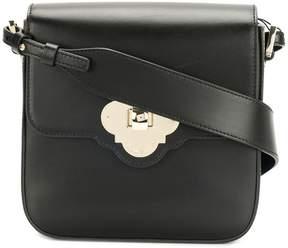 Emporio Armani twist lock shoulder bag