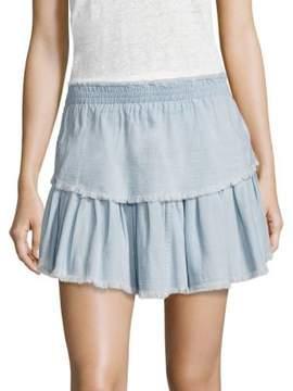 Generation Love Kimberly Double Layer Cotton Skirt