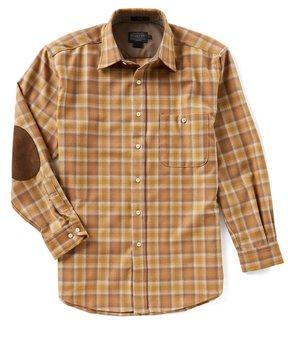 Pendleton Trail Plaid Long-Sleeve Shirt