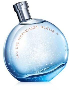 HERMES Hermes Eau Des Merveilles Bleue Eau de Toilette/3.38 oz.