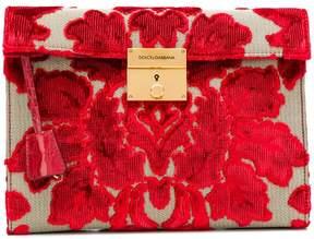 Dolce & Gabbana brocade clutch