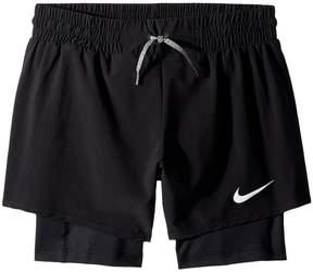 Nike 2-in-1 Training Short Girl's Shorts