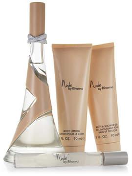 Rihanna Nude 4-Piece Fragrance Gift Set