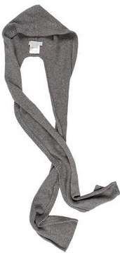 Alexander Wang Cashmere Hooded Scarf
