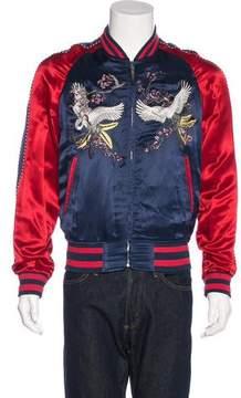 Louis Vuitton 2016 Sukajan Skajan Souvenir Jacket