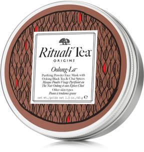 Origins RitualiTea Oolong-La Purifying Powder Face Mask with Oolong Black Tea & Chai Spices