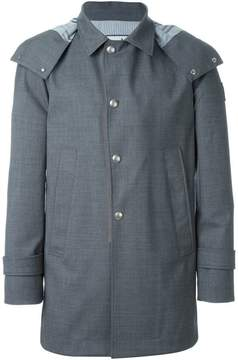 Moncler Gamme Bleu hooded coat