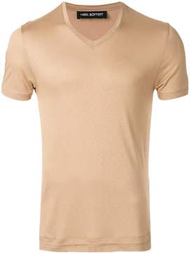 Neil Barrett V-neck T-shirt