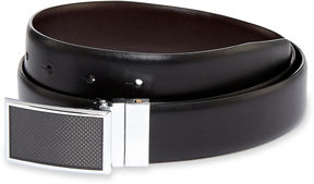 Jf J.Ferrar J.F. Reversible Leather Belt
