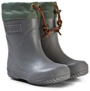 Bisgaard Thermo Wool Rubber Boot Grey