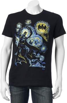 DAY Birger et Mikkelsen Kohl's Men's Batman Starry Night Tee