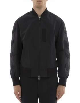 Neil Barrett Black Cotton Jacket