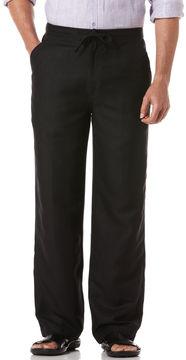 Cubavera Big & Tall Drawstring Linen Pant