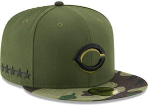 New Era Cincinnati Reds Memorial Day 59FIFTY Cap