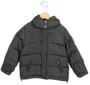 Bonpoint Boys' Hooded Puffer Coat