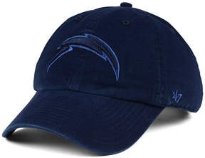 '47 Los Angeles Chargers Triple Rush Clean Up Cap
