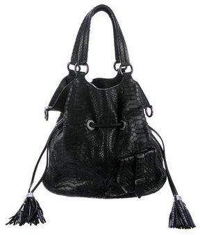 Lancel Python Premier Flirt Bag