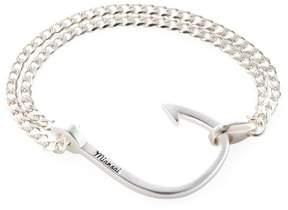 Miansai Women's Polished Hook On Chain Station Bracelet