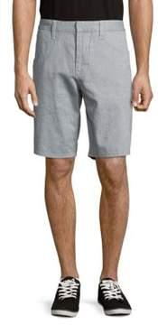 Joe's Jeans Brixton Cotton Trouser Shorts