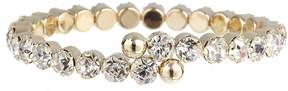 Cezanne Crystal Cuff Bracelet