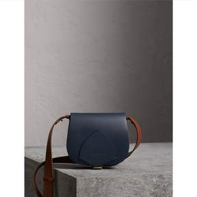 Burberry The Satchel in Leather