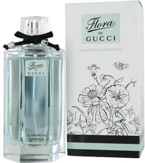Gucci Flora Glamorous Magnolia by Gucci Eau de Toilette Spray for Women 3.4 oz.
