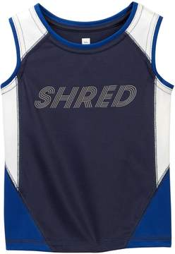 Tea Collection Shred Active Tank (Toddler, Little Boys, & Big Boys)