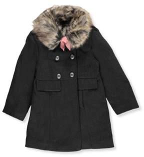 Jessica Simpson Little Girls' Toddler Coat (Sizes 2T - 4T) - gray, 3t