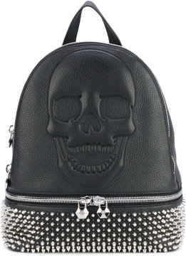 Philipp Plein studded skull backpack