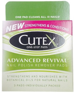 Cutex Advanced Revival NPR Pads 3 ct