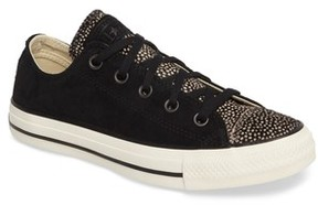 Converse Women's Chuck Taylor All Star Ox Genuine Calf Hair Sneaker