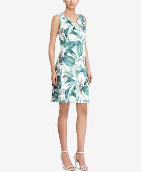 American Living Printed Georgette Dress