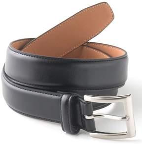 Croft & Barrow Men's Soft Touch Faux-Leather Belt