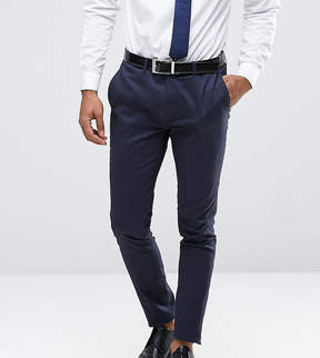 ONLY & SONS Super Skinny Pants In Cotton Sateen